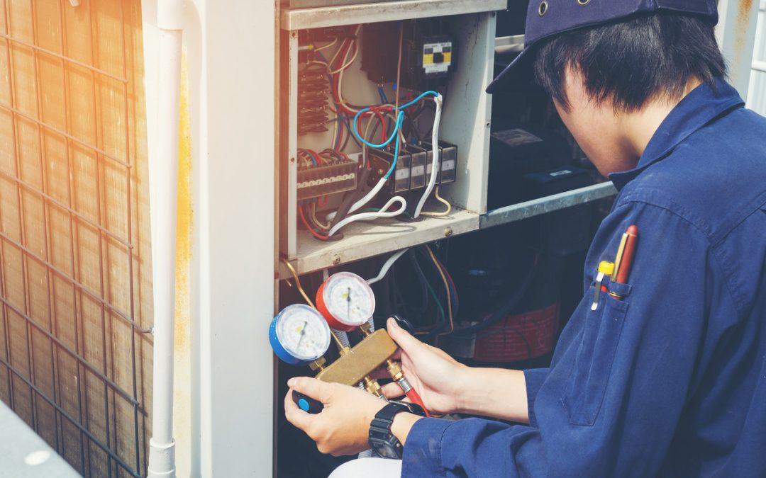 Prepare HVAC system for winters