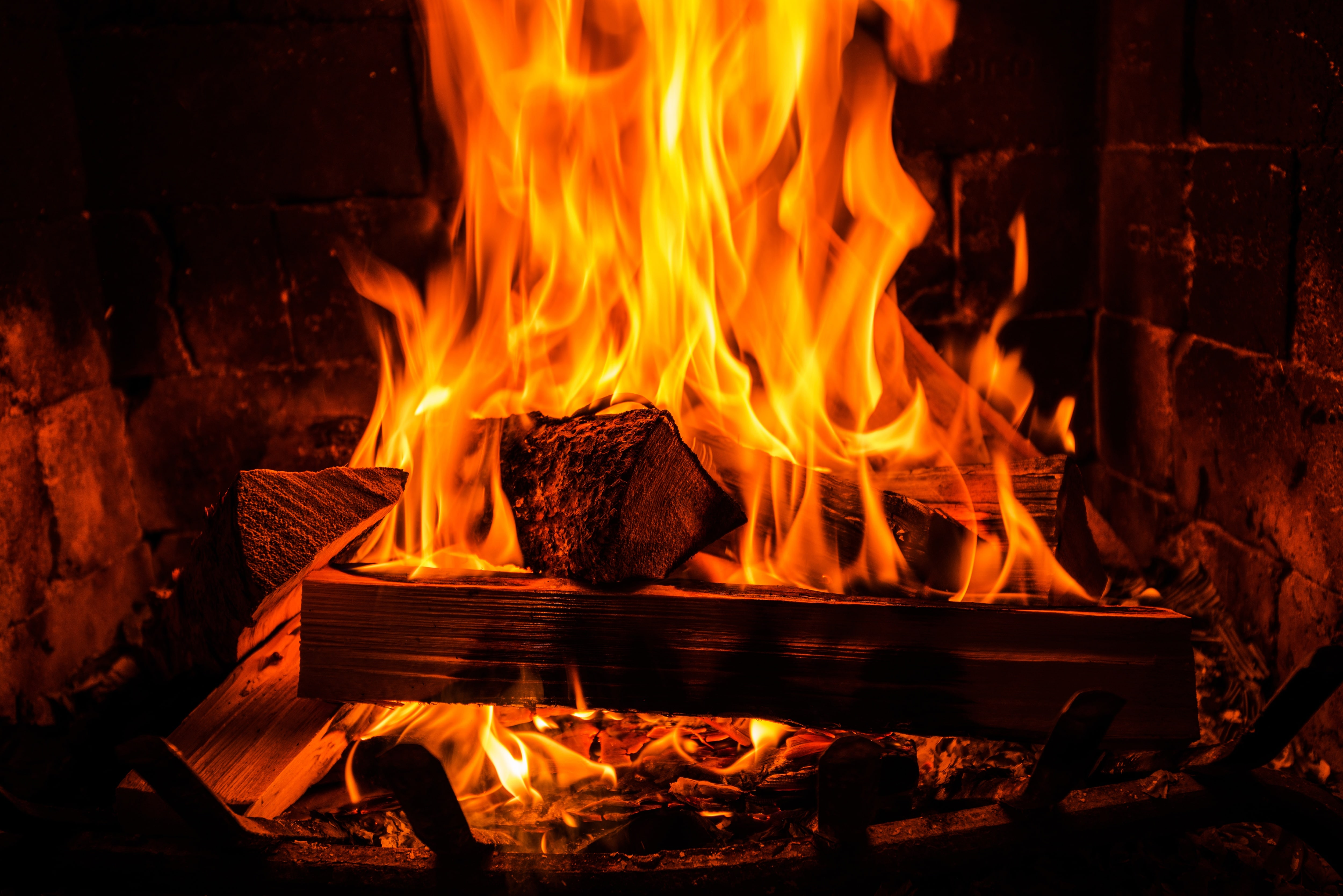 Fire Place : Safety and Maintanence