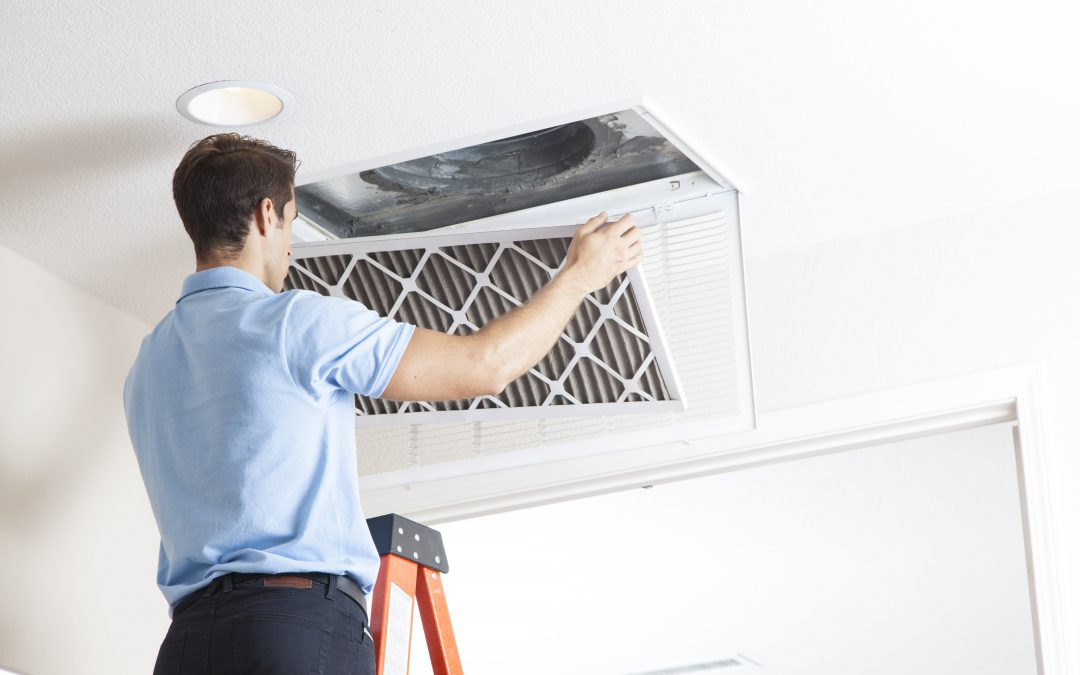Tips on cleaning air ducts