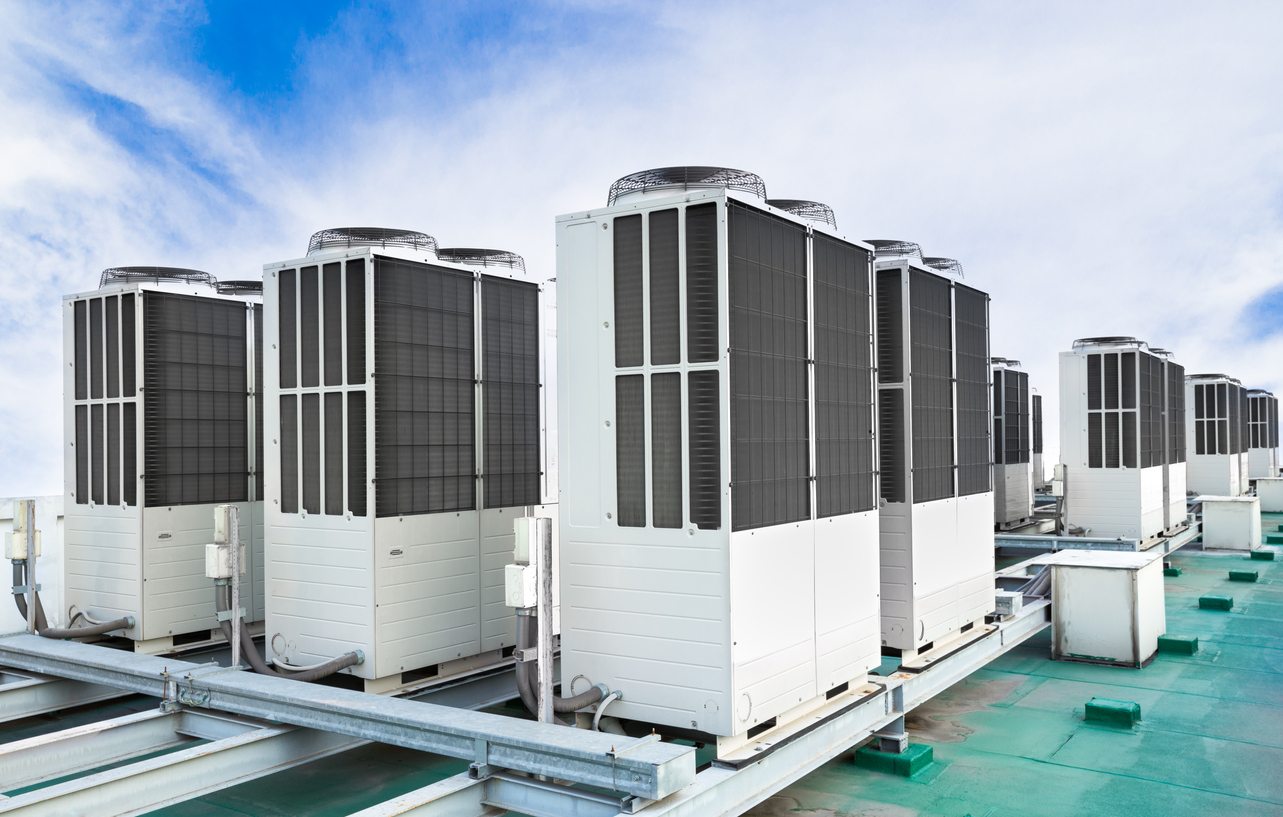 Commercial Rooftop Hvac Units Furnace And Air Condition